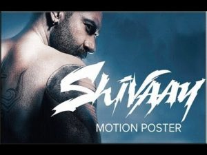 Shivaay Movie